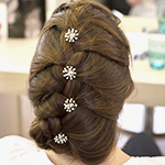 Braut-Frisuren